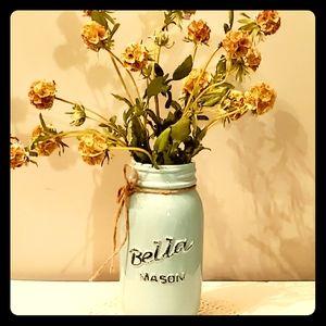 🆕️ Bella Jar with Spring Wildflowers